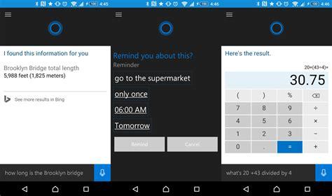 Cortana para Android se filtra antes de su lanzamiento ...