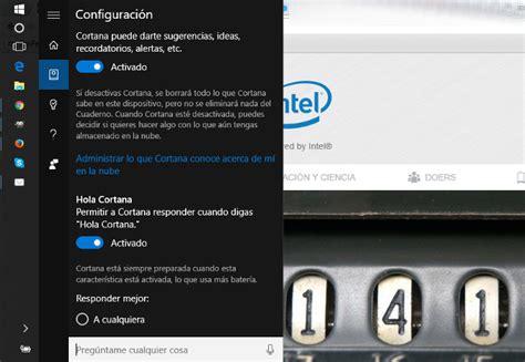 Cortana te quiere ayudar en tu tablet o portátil: así es ...