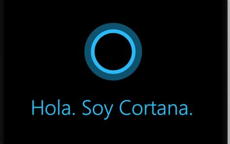 Cortana ya habla español - Tek'n'life