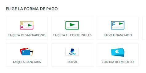 Corte Ingles Tarjeta. Good Tarjetas Regalo El Corte Ingls ...