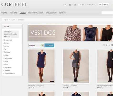 Cortefiel tienda online | demujer moda
