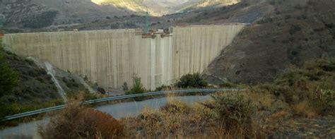 Cortes en la carretera a Soria por obras de la presa de ...