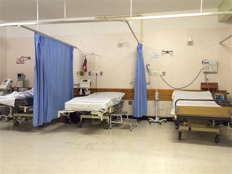 Cortinas para hospitales y clínicas, separación de camas ...