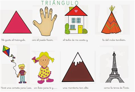 Cosas En Forma De Triangulo