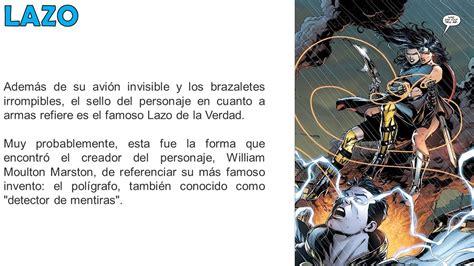 Cosas que tal vez no sabías de Wonder Woman [Curiosidades ...