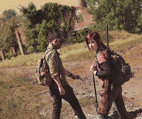 CosGeek: Ellie and Joel