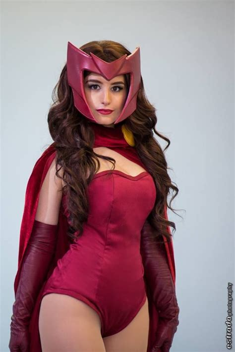 #Cosplay #Mutants: Scarlet Witch - Jessica LG | Scarlet ...