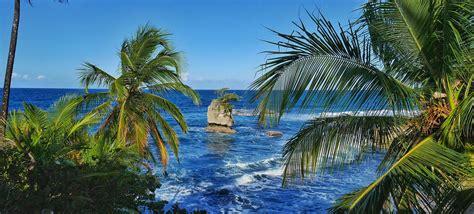 Costa Caribe de Costa Rica - Tortuguero - Puerto Viejo