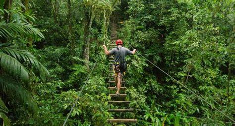 Costa Rica, modelo de éxito del turismo sostenible para el ...