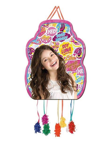 Cotillón Soy Luna: Artículos de cumpleaños Soy Luna ...