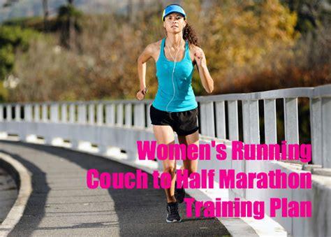 Couch to Half Marathon Training Plan!   Women s Running