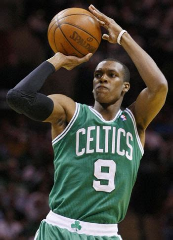 Could Rajon Rondo's Jump Shot Alter The Course Of NBA History?