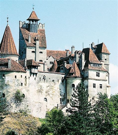 Count Dracula's Castle Is Up For Sale | Romania, Count ...