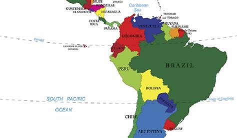 Countries That Make Up Latin America - WorldAtlas.com