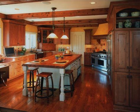 Country Rustic Kitchens - [peenmedia.com]