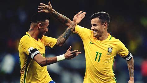 """Coutinho: """"Jugar con Neymar es muy fácil"""""""