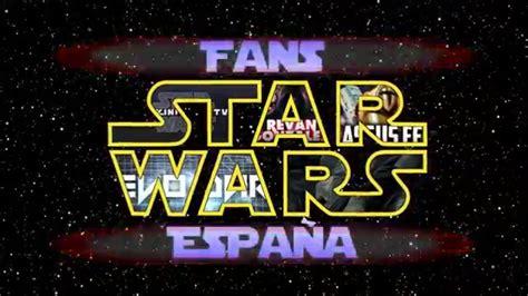 Cover/intro para Star Wars Fans España   YouTube
