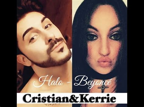 Cover of Halo  Beyoncé  by Kerrie & Cristian   YouTube