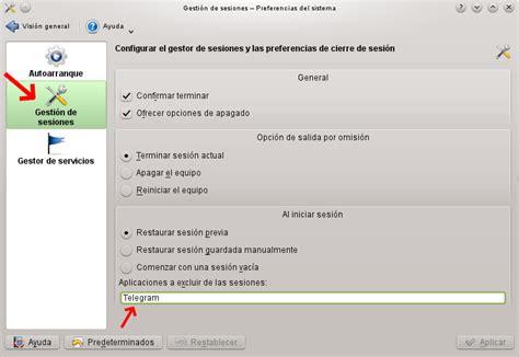 Cozorello Tecnolóxico: Iniciar Telegram Desktop en la ...