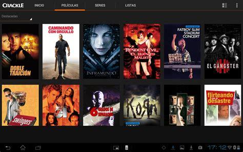 Crackle - Películas Gratis - Aplicaciones Android en ...