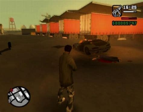 - CRASH Missions - Grand Theft Auto: San Andreas Guide