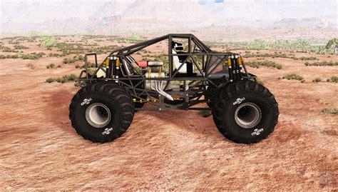 CRD Monster Truck v1.08 para BeamNG Drive