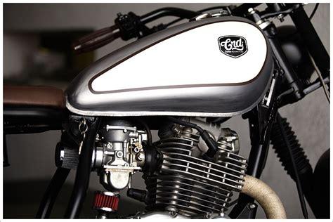 CRD's '95 Yamaha SR 250 - 'Atomica' - Pipeburn.com
