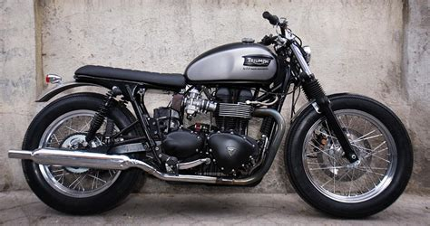 CRD12 Cafe Racer Triumph Bonneville por Cafe Racer Dreams ...