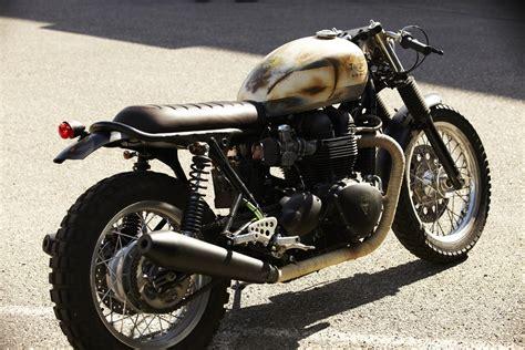 CRD20 Cafe Racer Triumph Thruxton por Cafe Racer Dreams ...