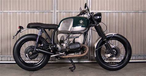 CRD36 Cafe Racer BMW R100 by Cafe Racer Dreams   Madrid
