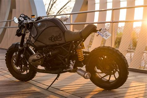 CRD48 Cafe Racer BMW R1200S by Cafe Racer Dreams   Madrid