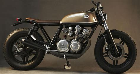 CRD5 Cafe Racer Honda CB 750 kz por Cafe Racer Dreams - Madrid