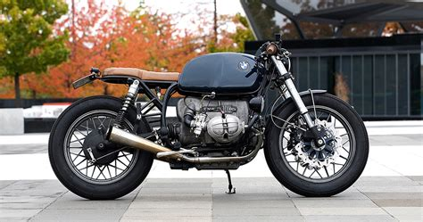 CRD61 Cafe Racer BMW R100rs by Cafe Racer Dreams - Madrid