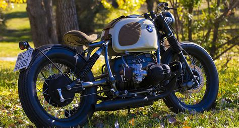 CRD66 Cafe Racer BMW R100 by Cafe Racer Dreams - Madrid