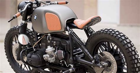 CRD76 Cafe Racer BMW R100 por Cafe Racer Dreams - Madrid