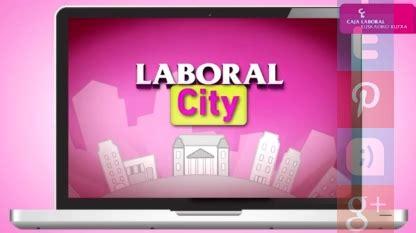 Crea tu ciudad con Caja Laboral | Empresa y economía