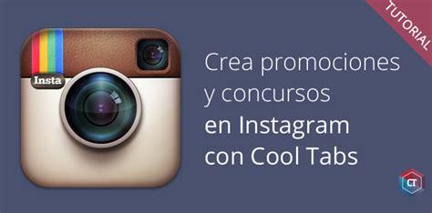 Crea tu primer concurso en Instagram