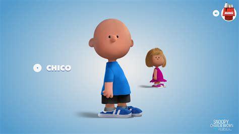 Crea tu propio personaje de Snoopy y Charlie Brown con ...