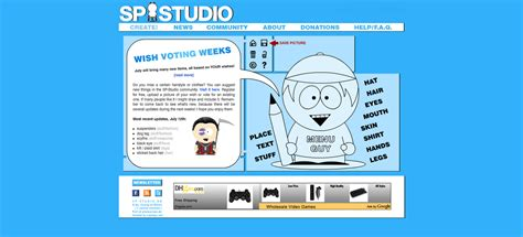 crea tu propio personaje de South Park   Taringa!