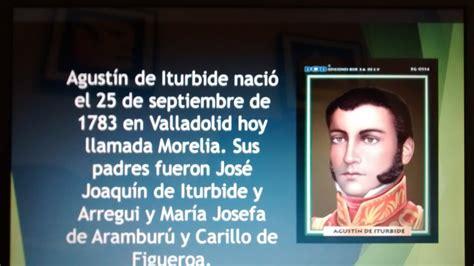 Creaciones escolares: Relatos Históricos sobre Iturbide