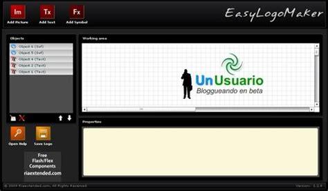 Creador de logotipos - UnUsuario