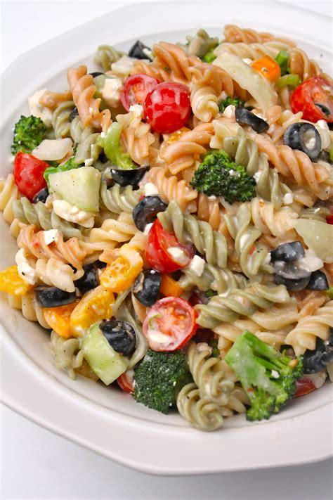 Creamy Italian Pasta   I Heart Recipes