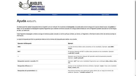 Crean en la UNAM Axolotl, repositorio digital que permite ...