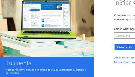 Crear dominio en Outlook   HOTMAILINICIARSESION.NET