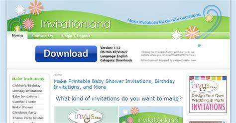Crear invitaciones online con invitationland