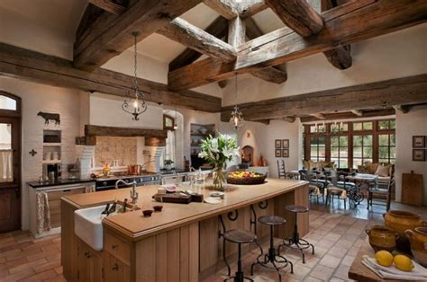 Create A Classic French Rustic Country Style Kitchen ...