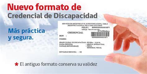 Credencial de Discapacidad – Bonos, Subsidios, Becas ...