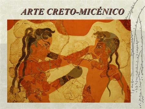 CRETA Y MICENAS ARTE