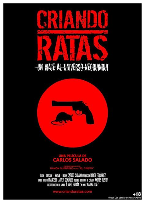 Criando Ratas (Film neoquinqui español gratis en Youtube)