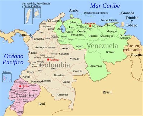 Crisis diplomática de Colombia con Ecuador y Venezuela de ...